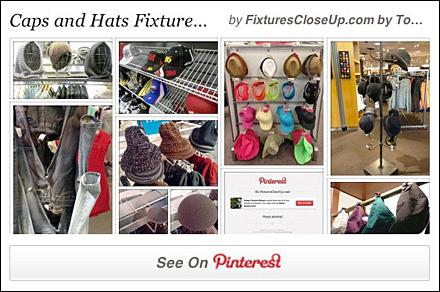 Cap and Hats Fixtures on Pinterest for FixturesCloseUp