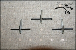 Cross-Anchored Pegboard J-Hooks Overall Aux