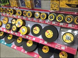 DeWaltr Cutting Discs Pegged 3
