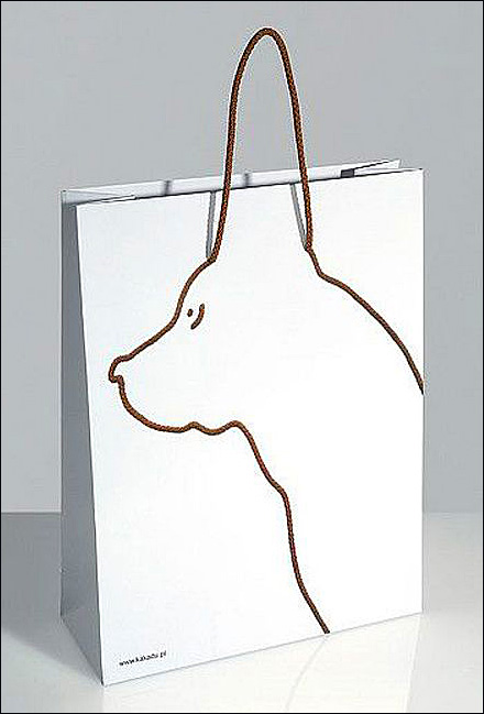 Pet Boutique Shopping Bag