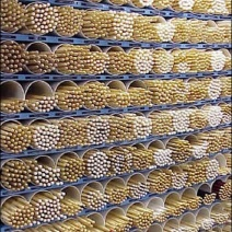 Drumstick Display Peeler Drum Center