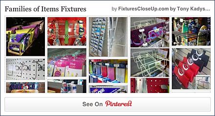 Families of Items FixturesCloseUp Pinterest Board