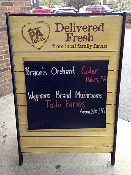 Farm Fresh Delivery Chalkboard Main