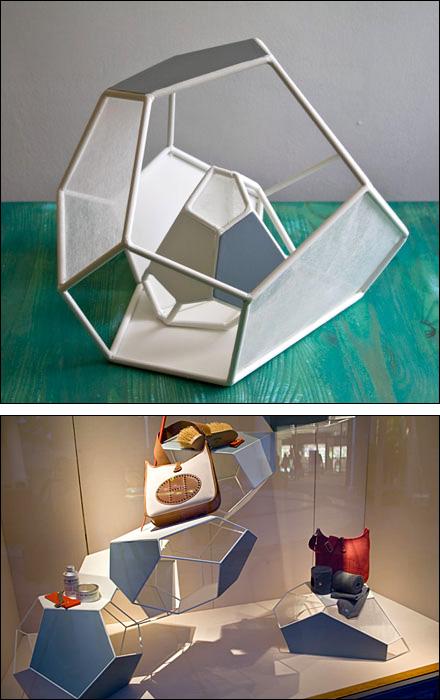 Hermes Designer Polyhedrons