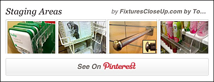Staging Area FixturesCloseUp Pinterest Board