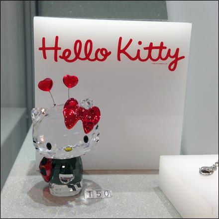 Swarovski Says Hellow Kitty Main