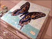 Tile Butterfly Branded Sicis Overall