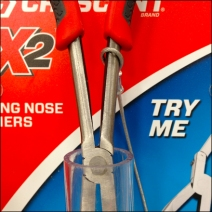 Try Me Steel Cable Tether Detail