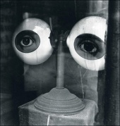 Vintage Opticians Window, Irving Penn, NCY 1939