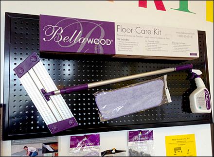Zip Tie Floor Care Kit Main
