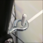 90º Tip as Cross Stay Stanchion Detail 1