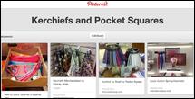 Kerchiefs and Pocket Squares