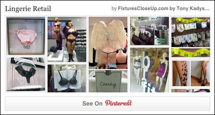 Lingerie FixturesCloseUp Pinterest Board