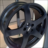 Lug Nut Rim Display