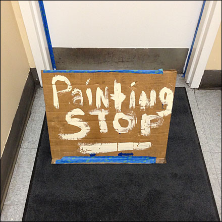 Painting Stop Main