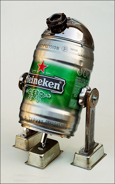 R2-D2 Heineken