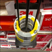 Tape Tower for Pallet Rack 1