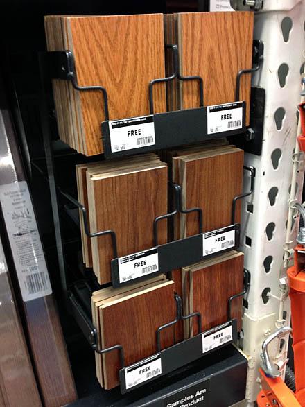 Auto Feed Floor Board Samples Main