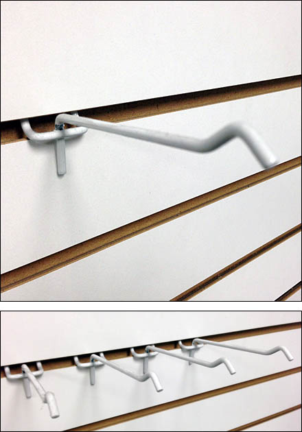 Downturn Safety Hook Main Composite