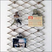 Expanded Metal Background Via Etsy Main