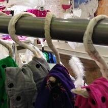 Upholstered S-Hooks Overall