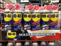 WD-40 Made in America 2