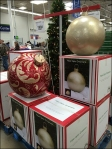 Big Christmas Balls Aux