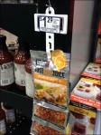 Branding your Strip Merchandiser Propped Aux