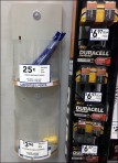 Carpenters Pencil Merchandising Overall