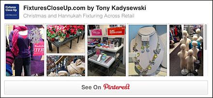 CHristmas and Hannukah Fixtures Pinterest Board