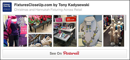 CHristmas and Hannukah Fixtures Pinterest Board