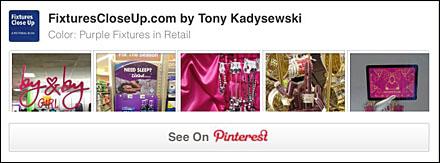 Purple Color Fixtures Pinterest Board