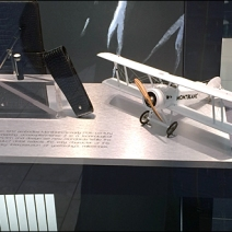 Biplane Celebrates Montblanc Pen 3