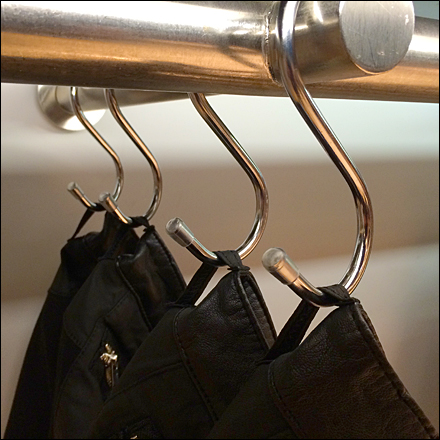 Chrome S-Hook for Jeans Main