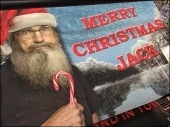 Duck Dynasty Xmas Welcome