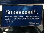 Electrolux Smooooooth Luxury Glide Front