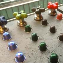 Fantini Colors in Nespresso Flavors