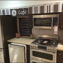 GE Cafe Menu of Appliances 2