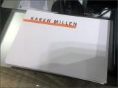 Karen Millen Postcard Aux