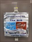 Magnetic Cooler Bag Dispenser Aux