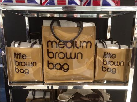 Medium Brown Bag Detail