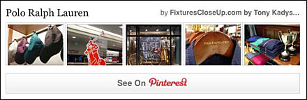 Polo Ralph Lauren FixturesCloseUp Pinterest Board