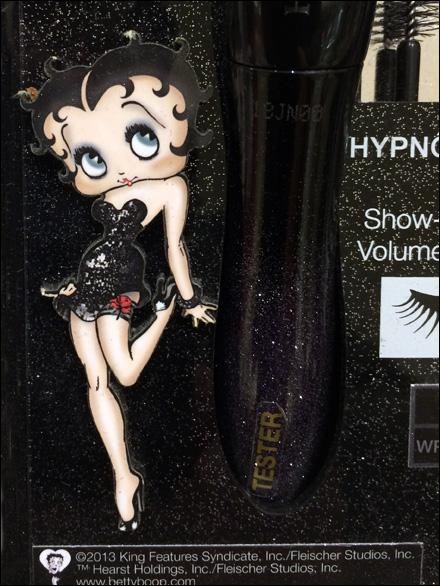 Betty Boop Cosmetics Footnote Main