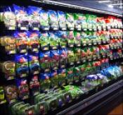 Fresh Express Bag Salad Trays Bar Mount