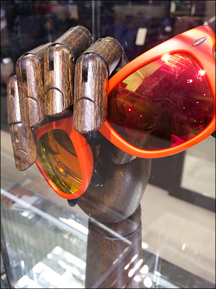 Get a Grip on Sunglasses Aux