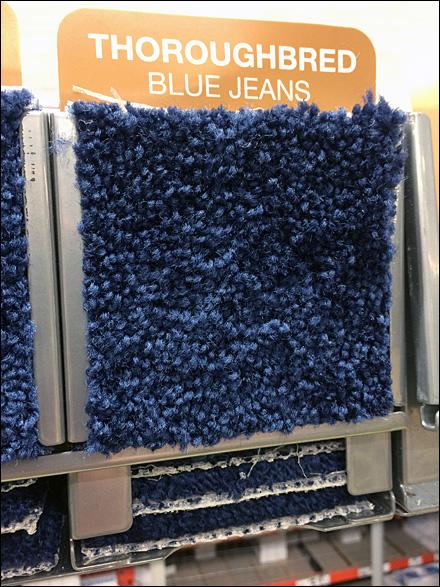 Gravity Feed Carpet Samples Main Closerup