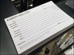 Karen Millen Op-In Customer Card Aux