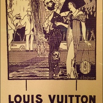 Louis Vuitton Locations in Art Nouveau 3