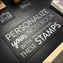 Moleskine Personalize Your Notebook 2