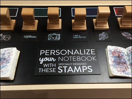 Moleskine Personalize Your Notebook Main